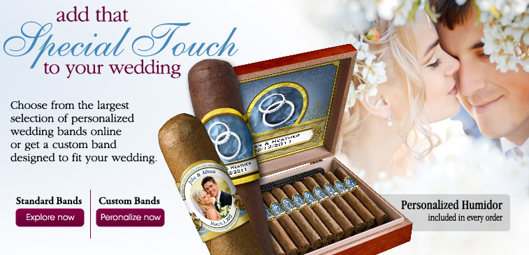 Personalized Cigar Band The Largest Selection Of